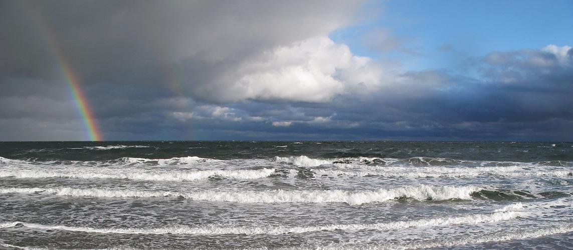 rainbow horizont