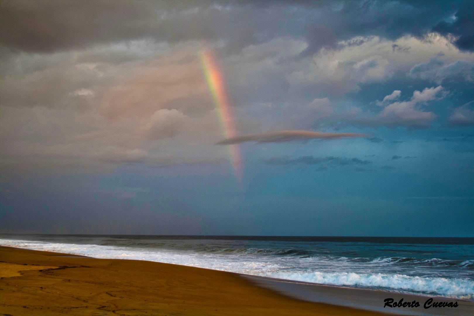 Rainbow in Bacocho