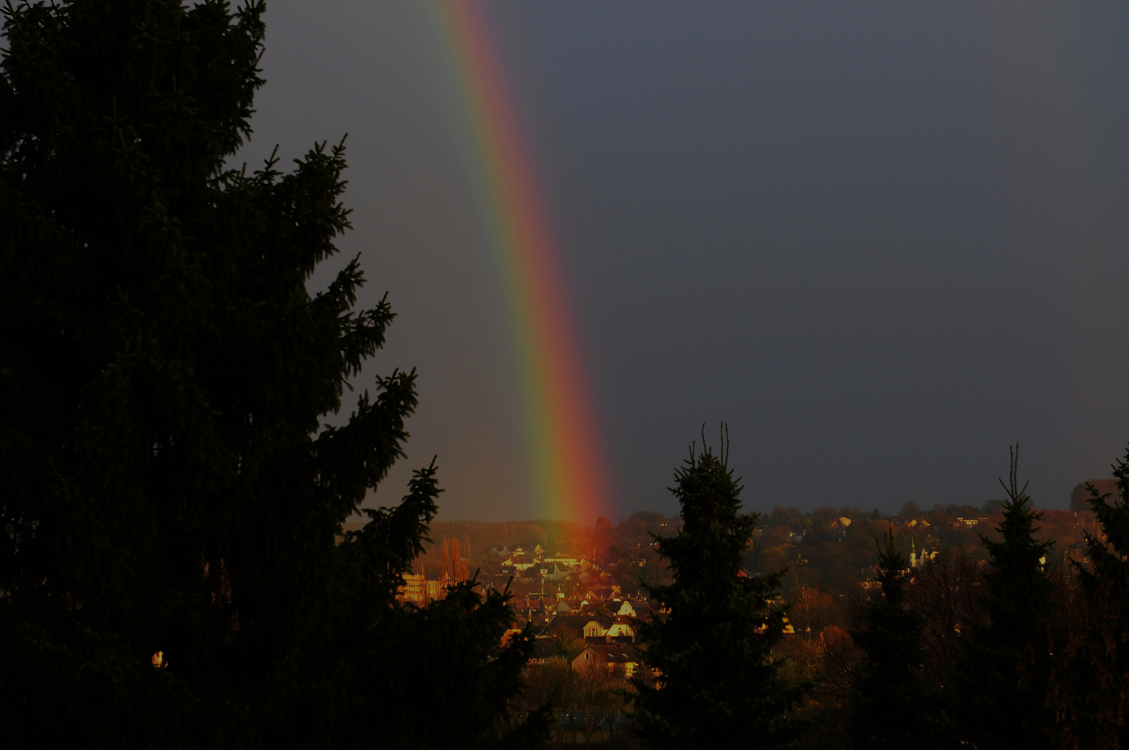 Rainbow In The Dark