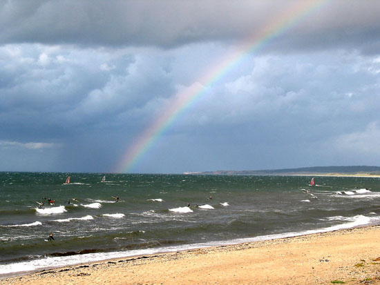 Rainbow Surfing ;-)