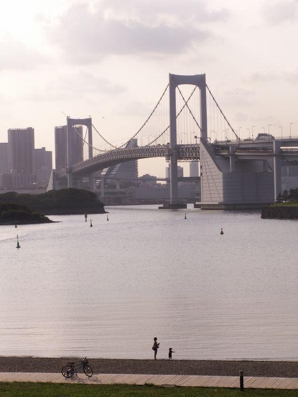 Rainbowbridge von Tokyo