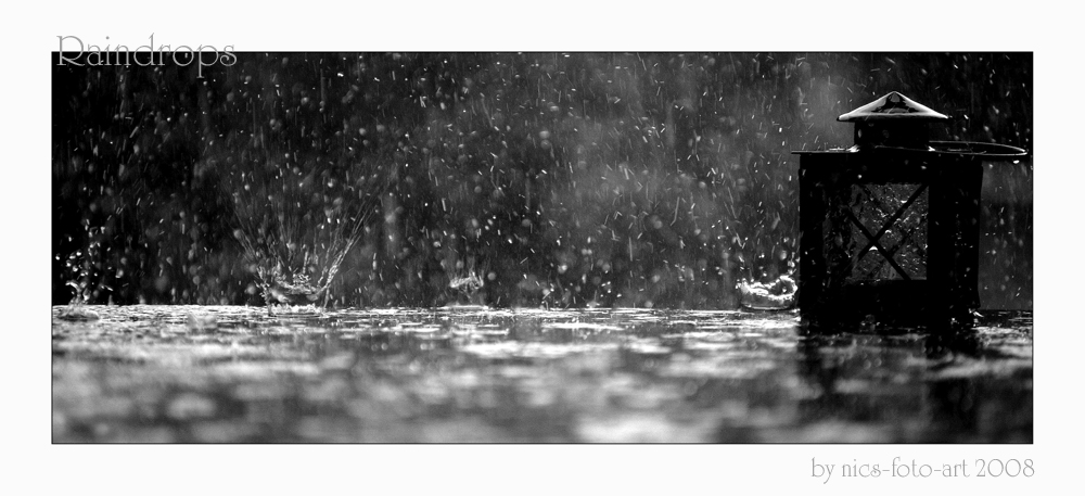 *raindrops*