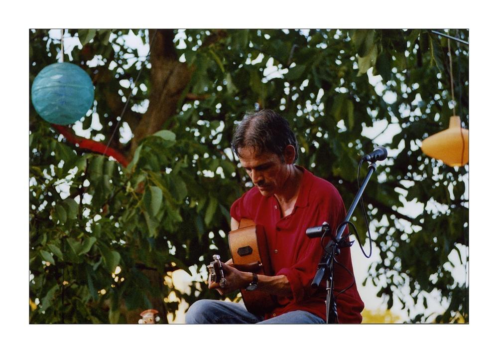 Rainer Kehres (Festcafe auf dem Fest 2004/Karlsruhe)