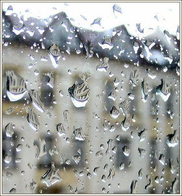 rainy day - dreams away