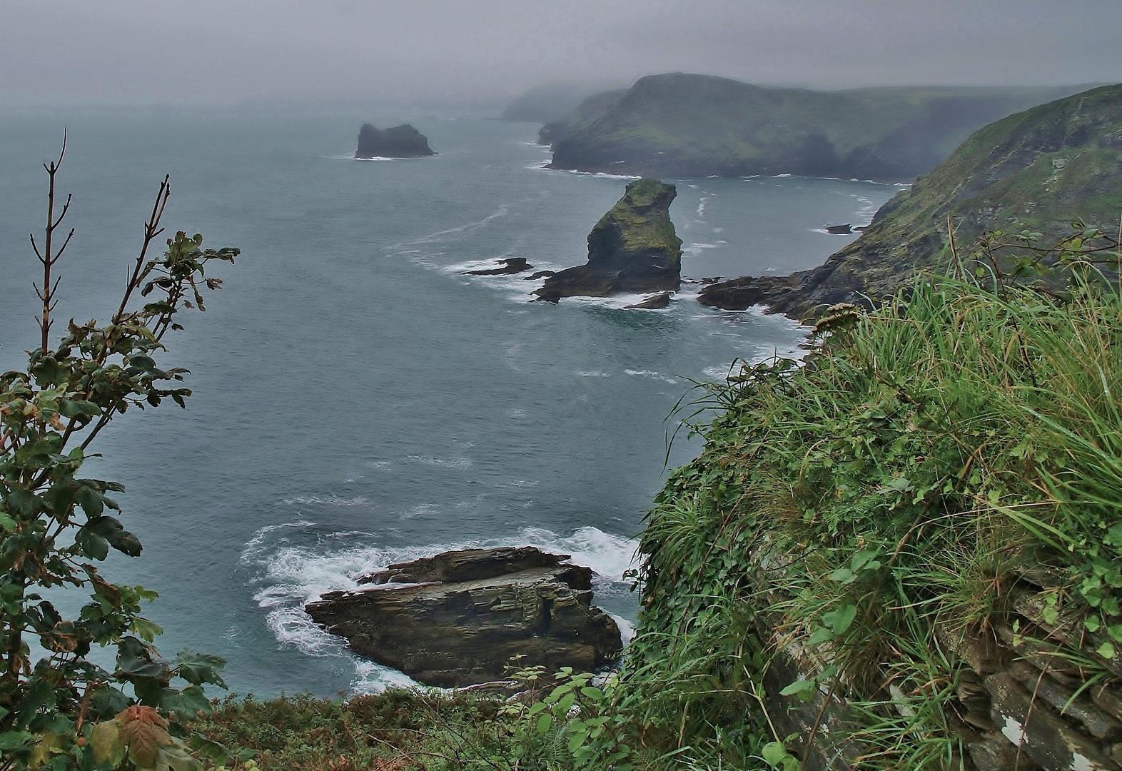 Rainy day_Cornwall