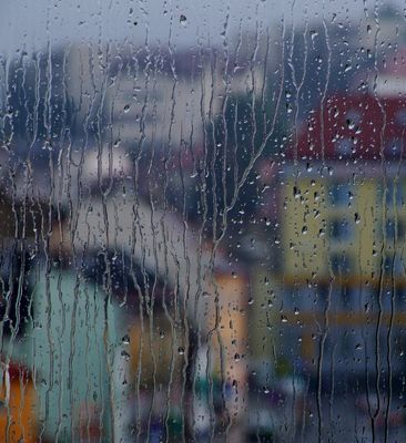 Rainy days in Brasov