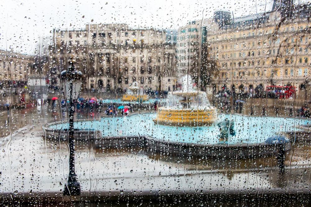 Rainy London 2