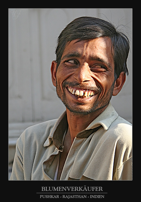 Rajasthani Portrait #10