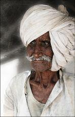 Rajasthani Portrait #2
