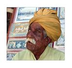 Rajasthani Portrait #6