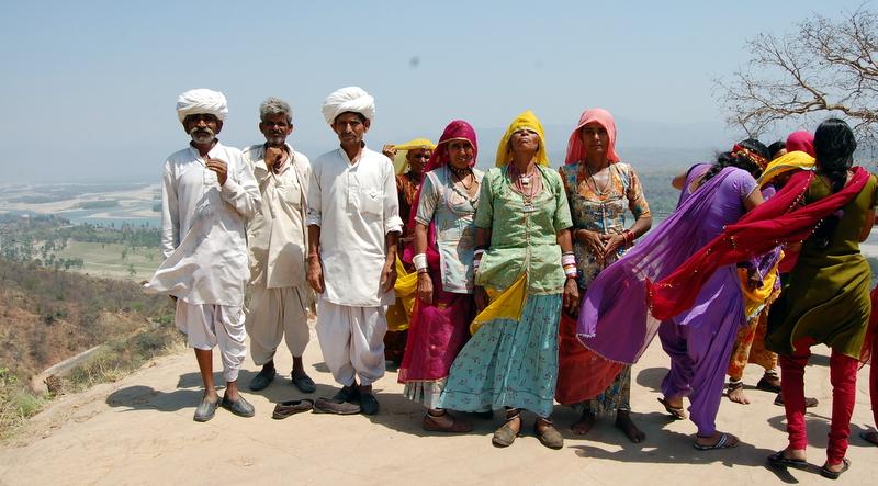Rajasthanis unterwegs