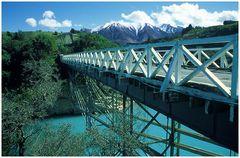 Rakaia River Bridge