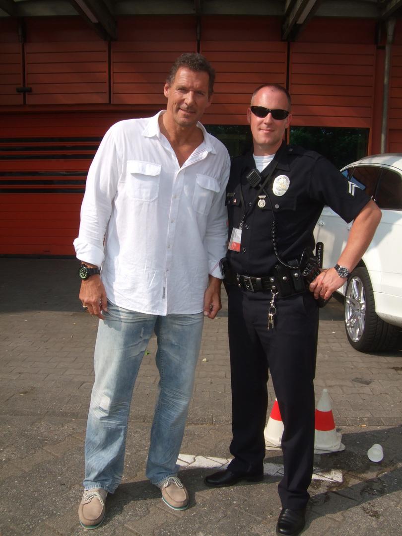 Ralf Möller / LAPD Officer