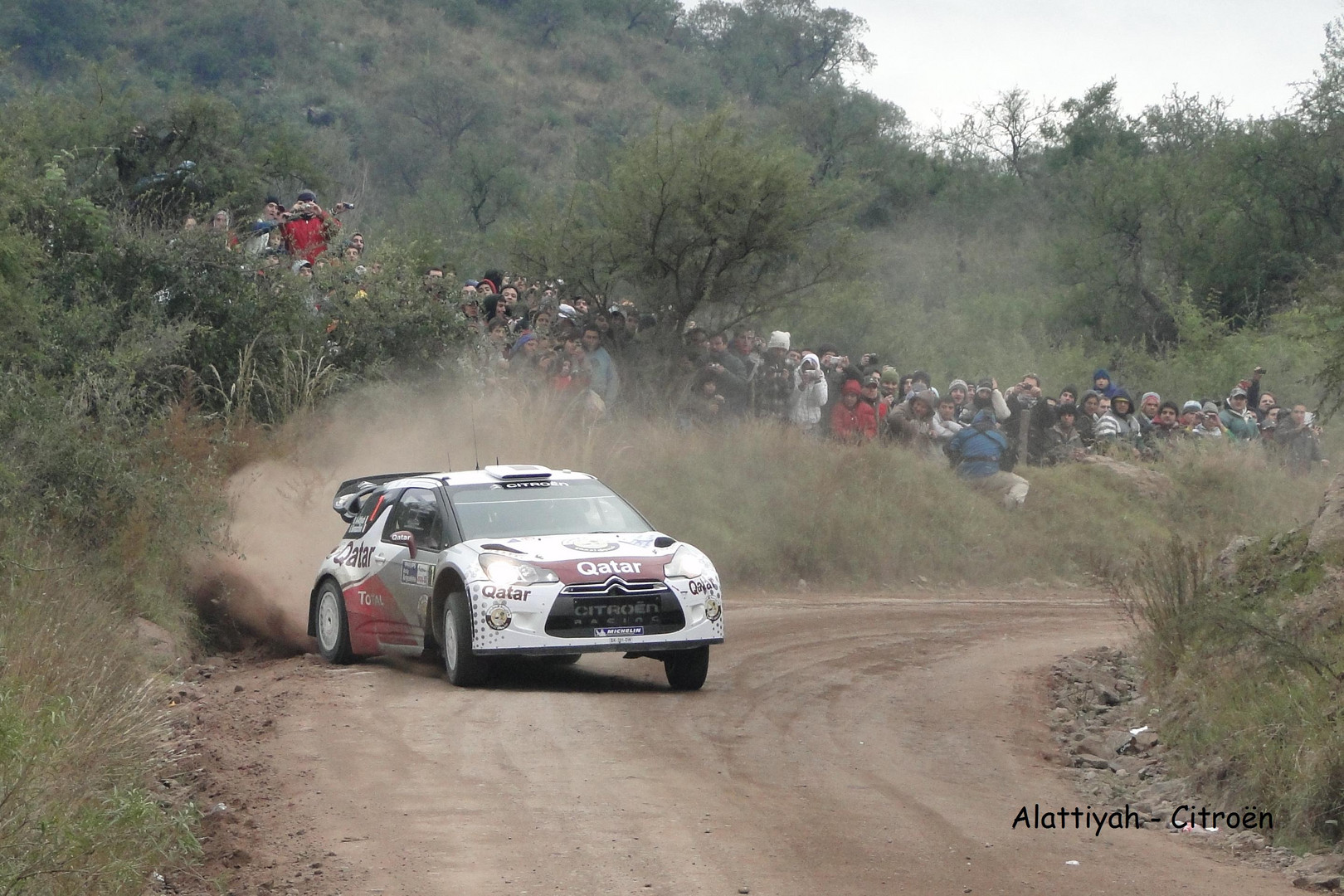 Rally Argentina 2012