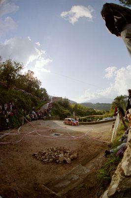 rally de corse
