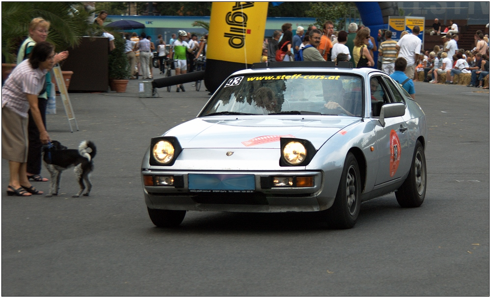 ... Rally de Vienne (77) ...