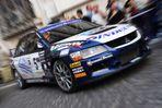 Rally del Gargano: Mitsubishi Lancer EVO