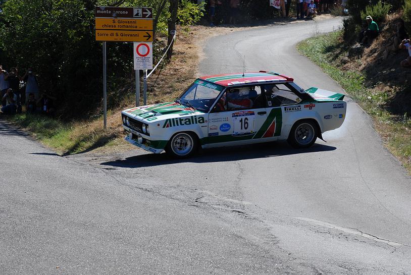 Rally Elba storico 2007 P.S. Monte Perone