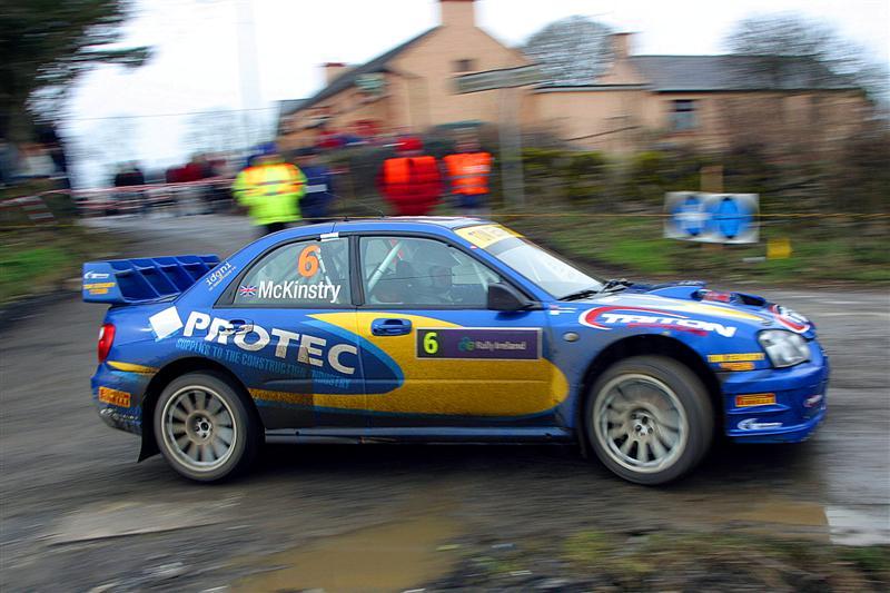 Rally Ireland 2006