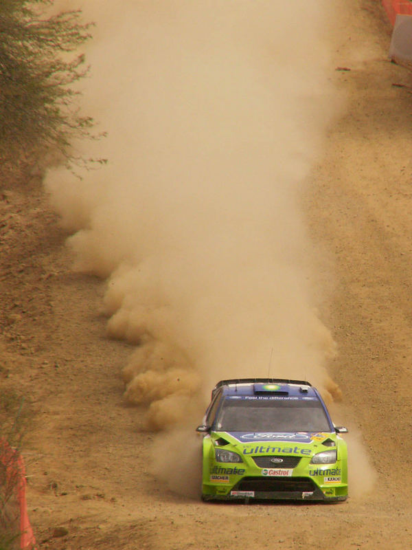 Rally Mexico, Leon-Silao