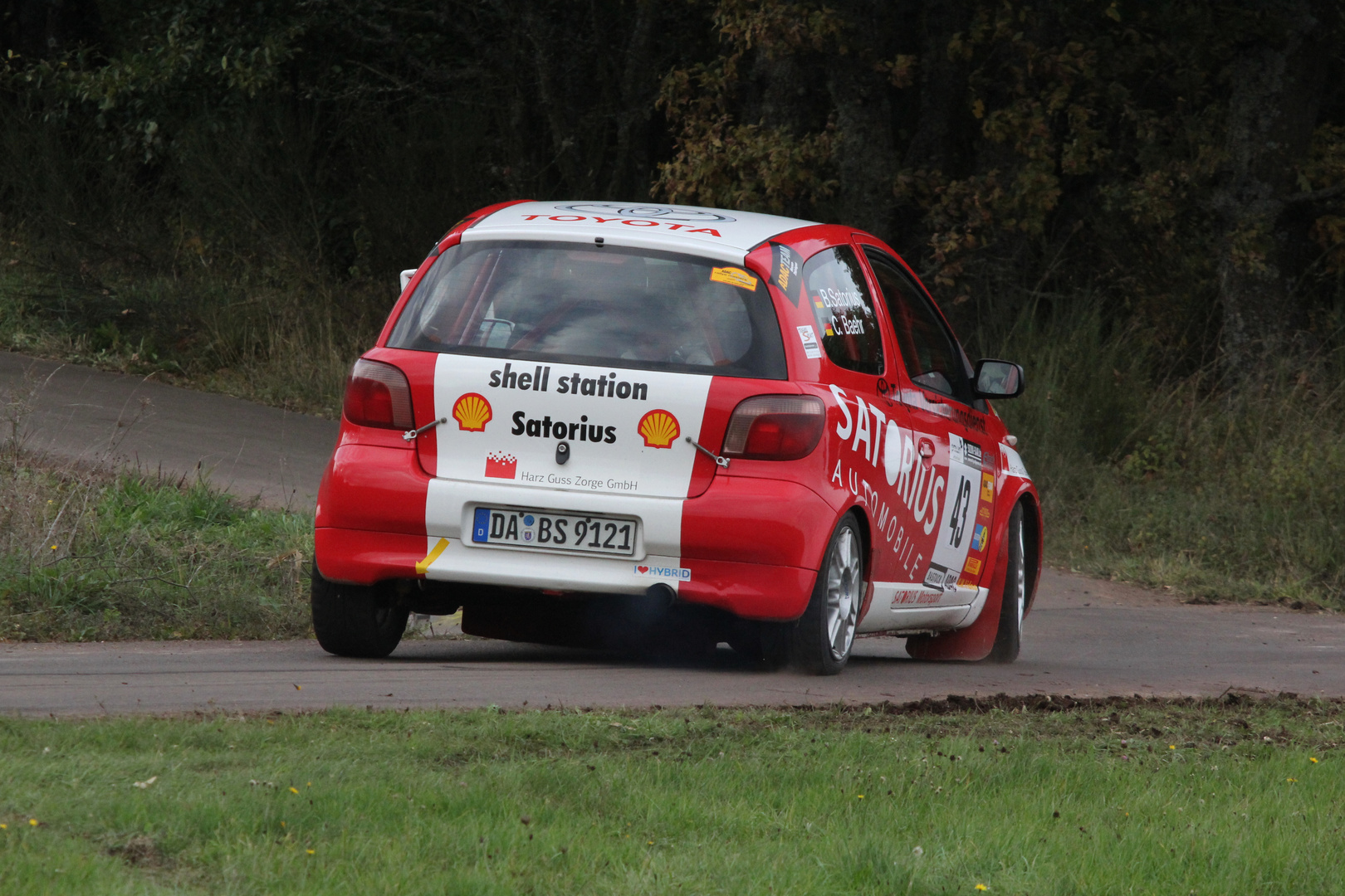 Rally Potzberg 2013