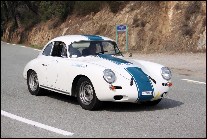 Rally St. Tropez ---Porsche---