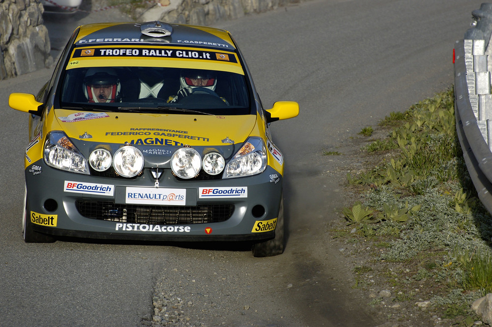 Rally Valle d'Aosta