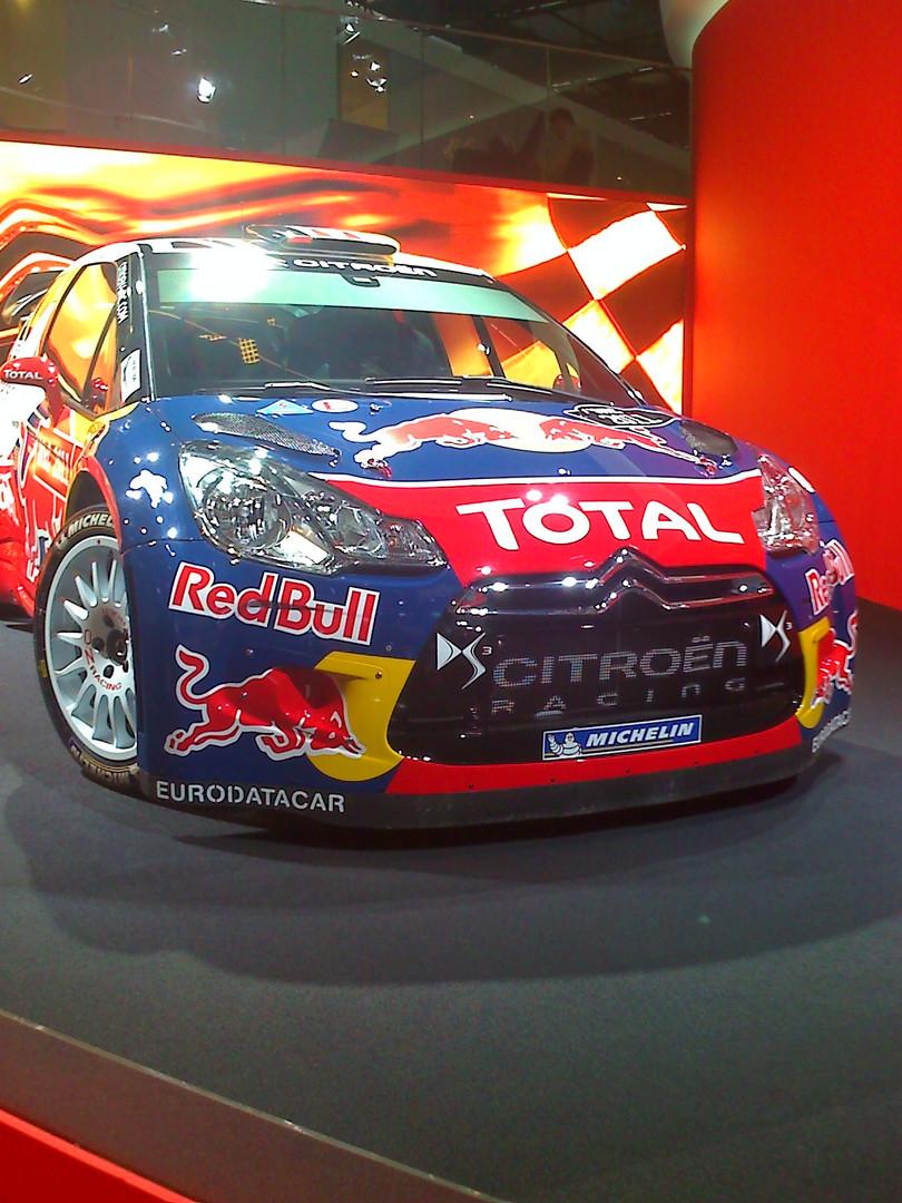 Rally Wagen von Sebastian Loeb