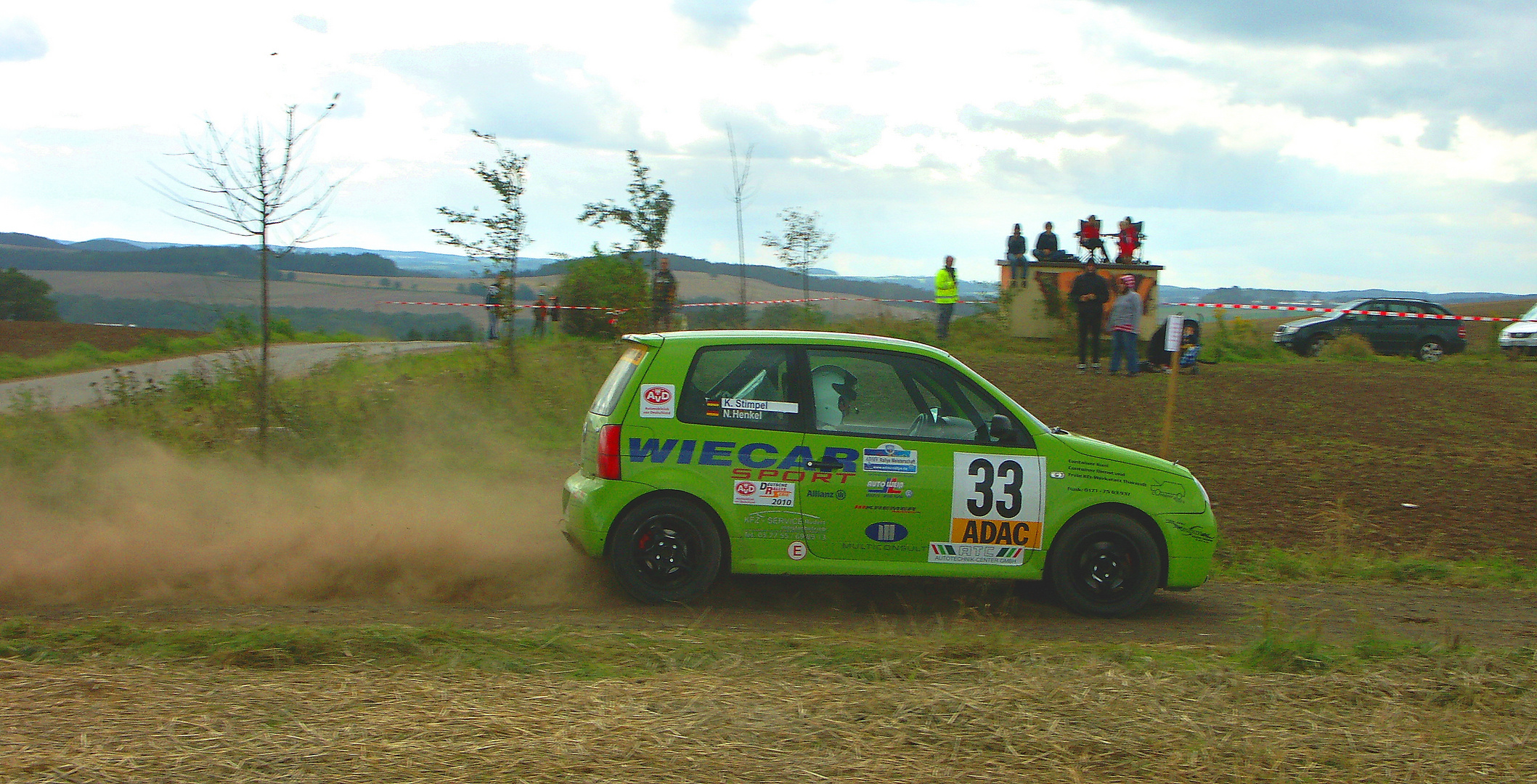 Rally Zwickauer Land, VW Lupo