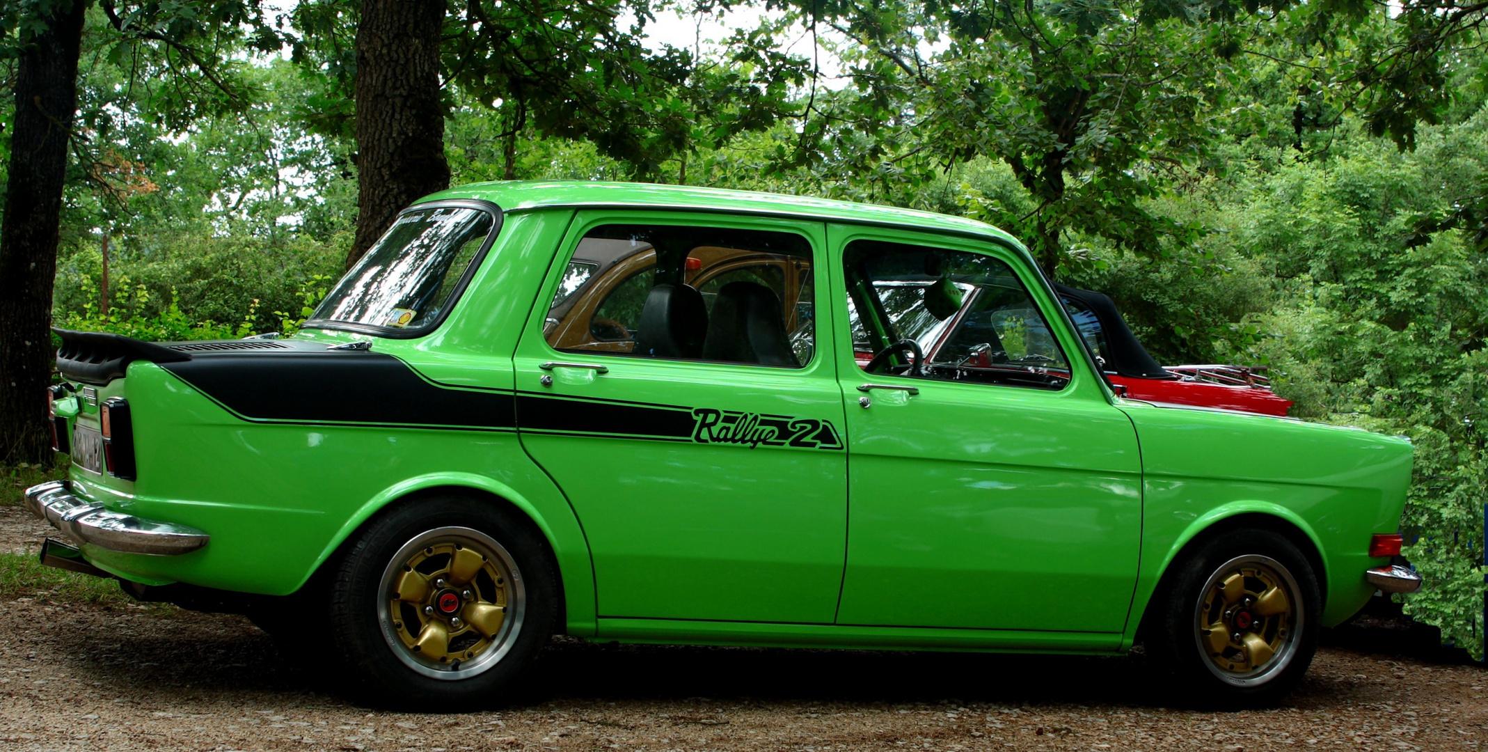 Rallye 2