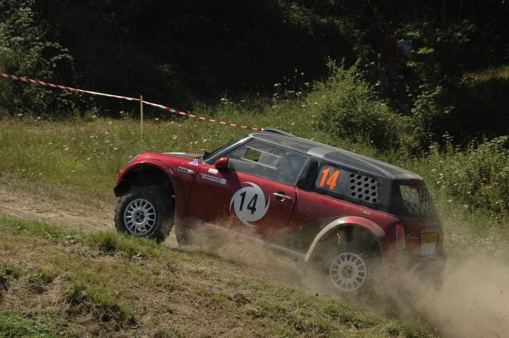 Rallye auto