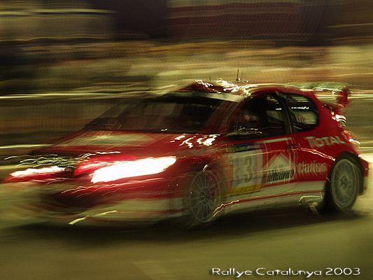 Rallye Catalunya 2003