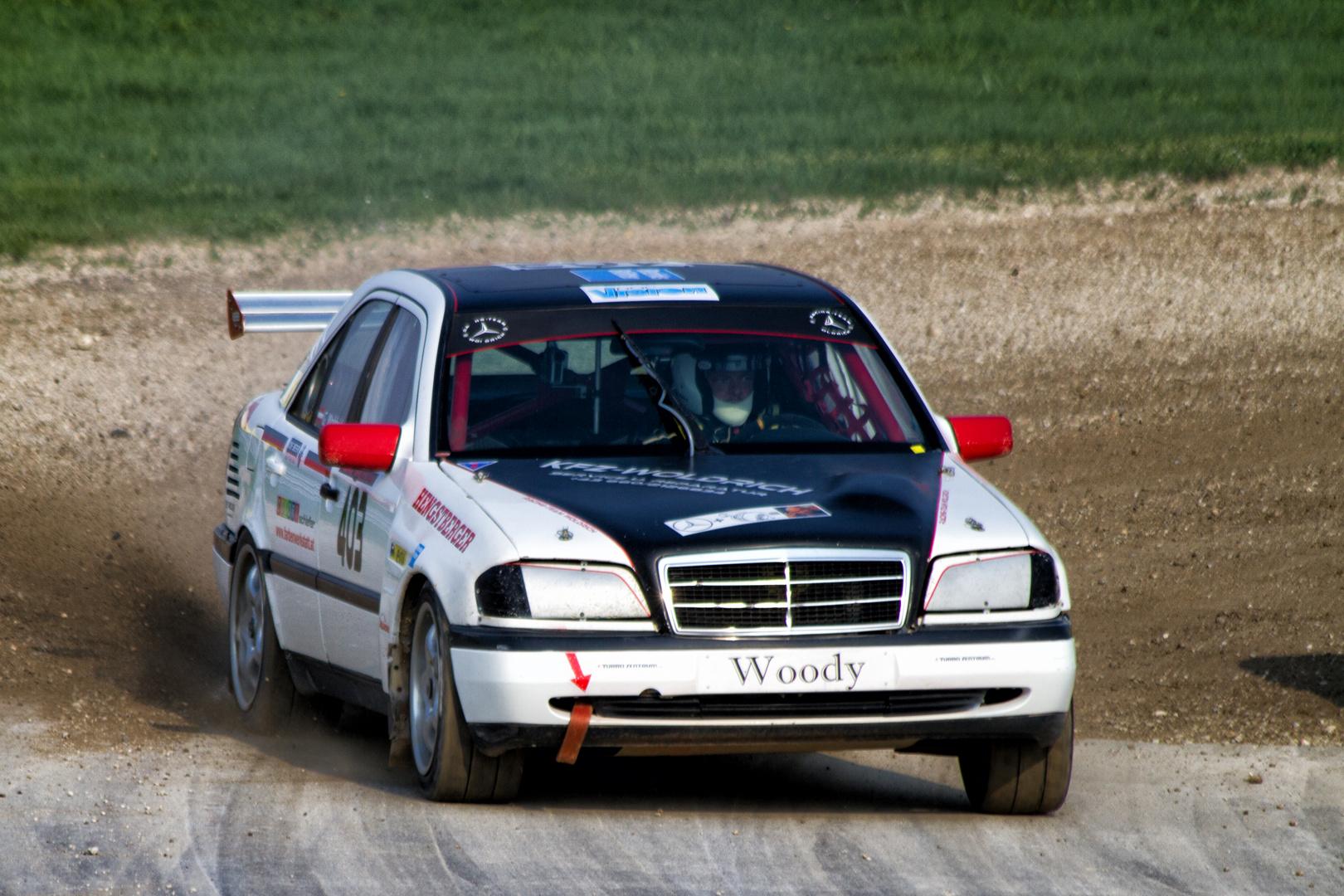 Rallye Cross in Melk