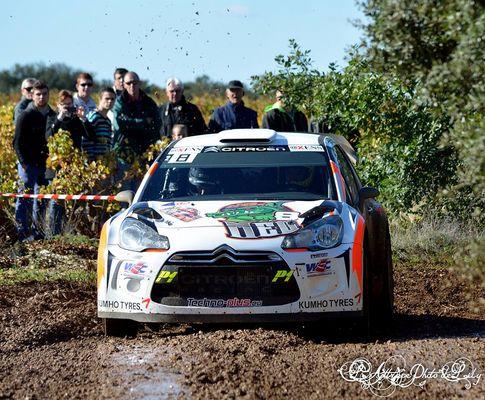 Rallye des Terres Vaucluse 2013