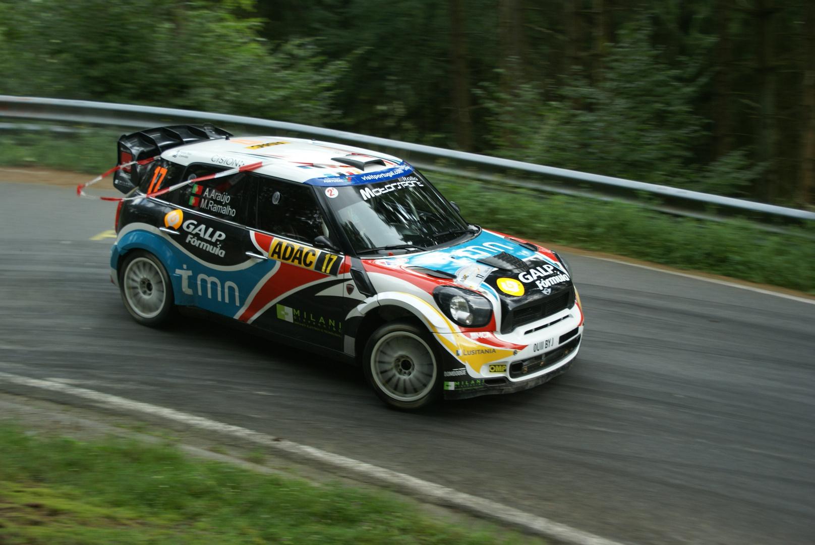 Rallye Deutschland 2011