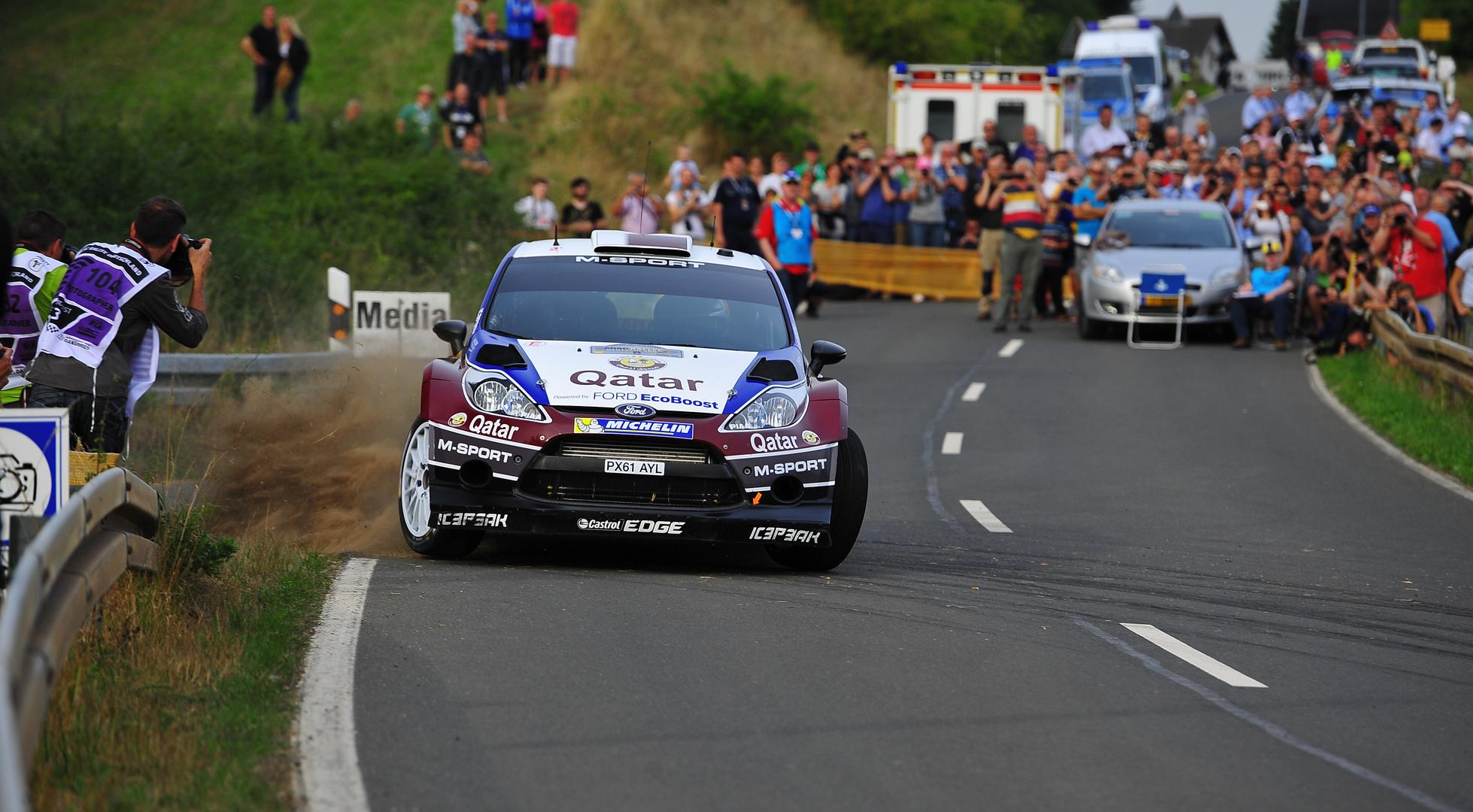 Rallye Deutschland 2013