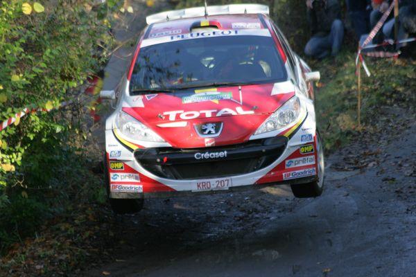 Rallye du Condroz Huy 2009