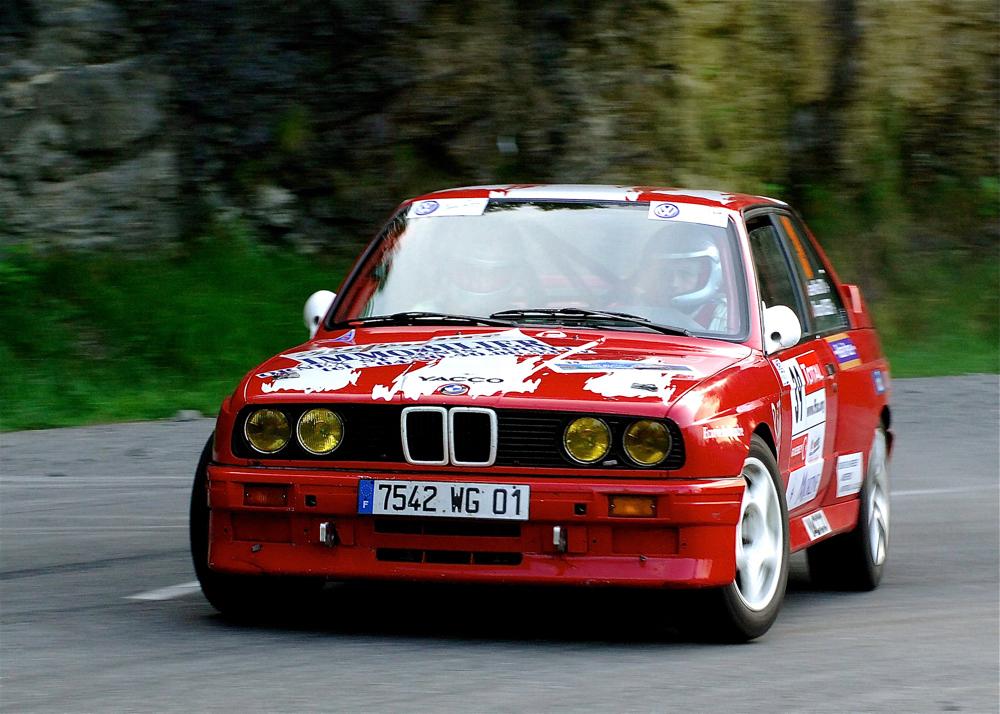 Rallye du Mont-Blanc 2005
