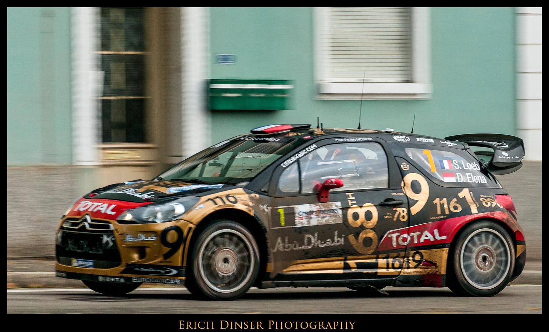 Rallye Elsass
