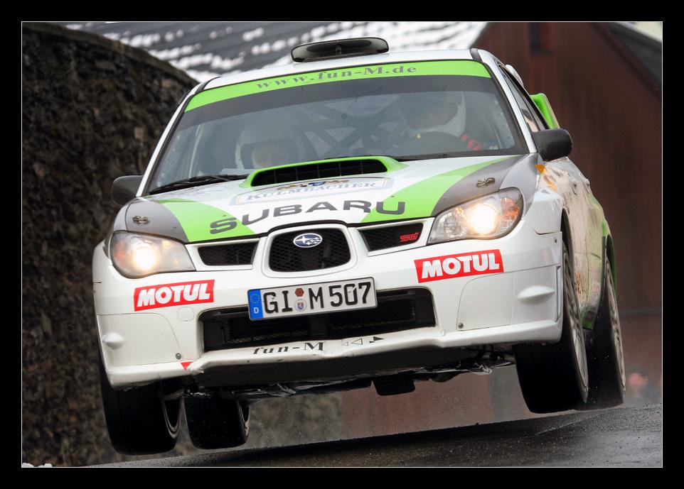 Rallye Erzgebirge 2008 #2