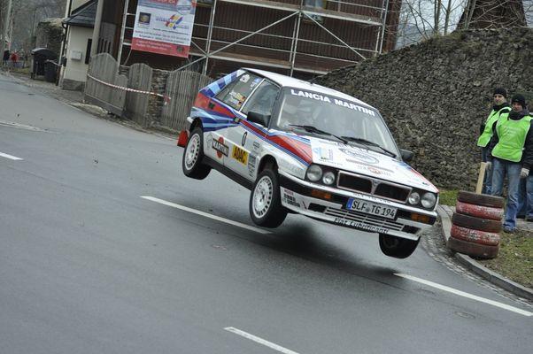 Rallye Erzgebirge 2010