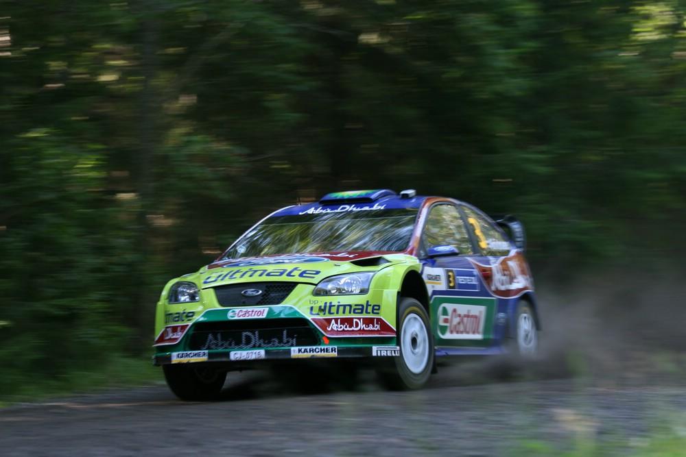 Rallye Finnland 2008