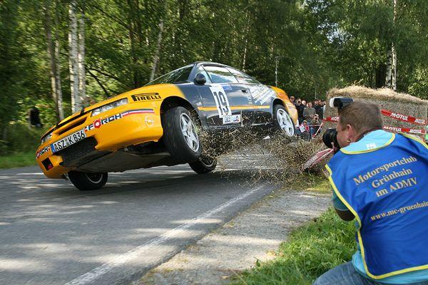 Rallye Grünhain 09