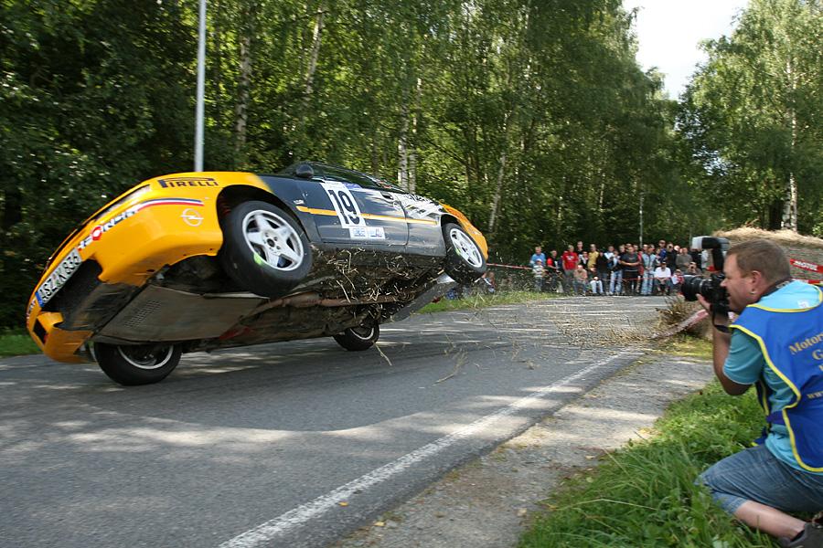 Rallye Grünhain 09 II