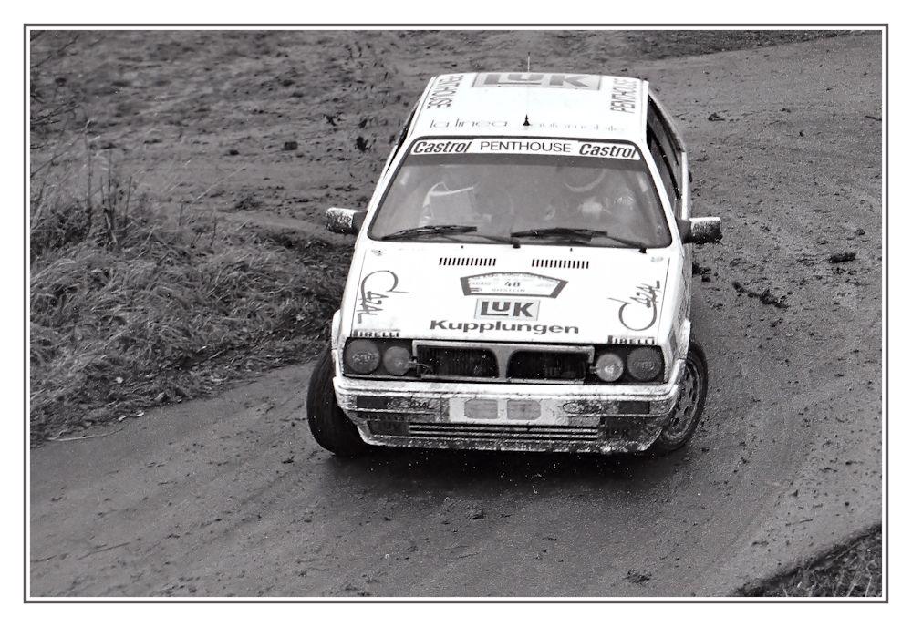 ++ Rallye Köln- Ahrweiler 1986 ++