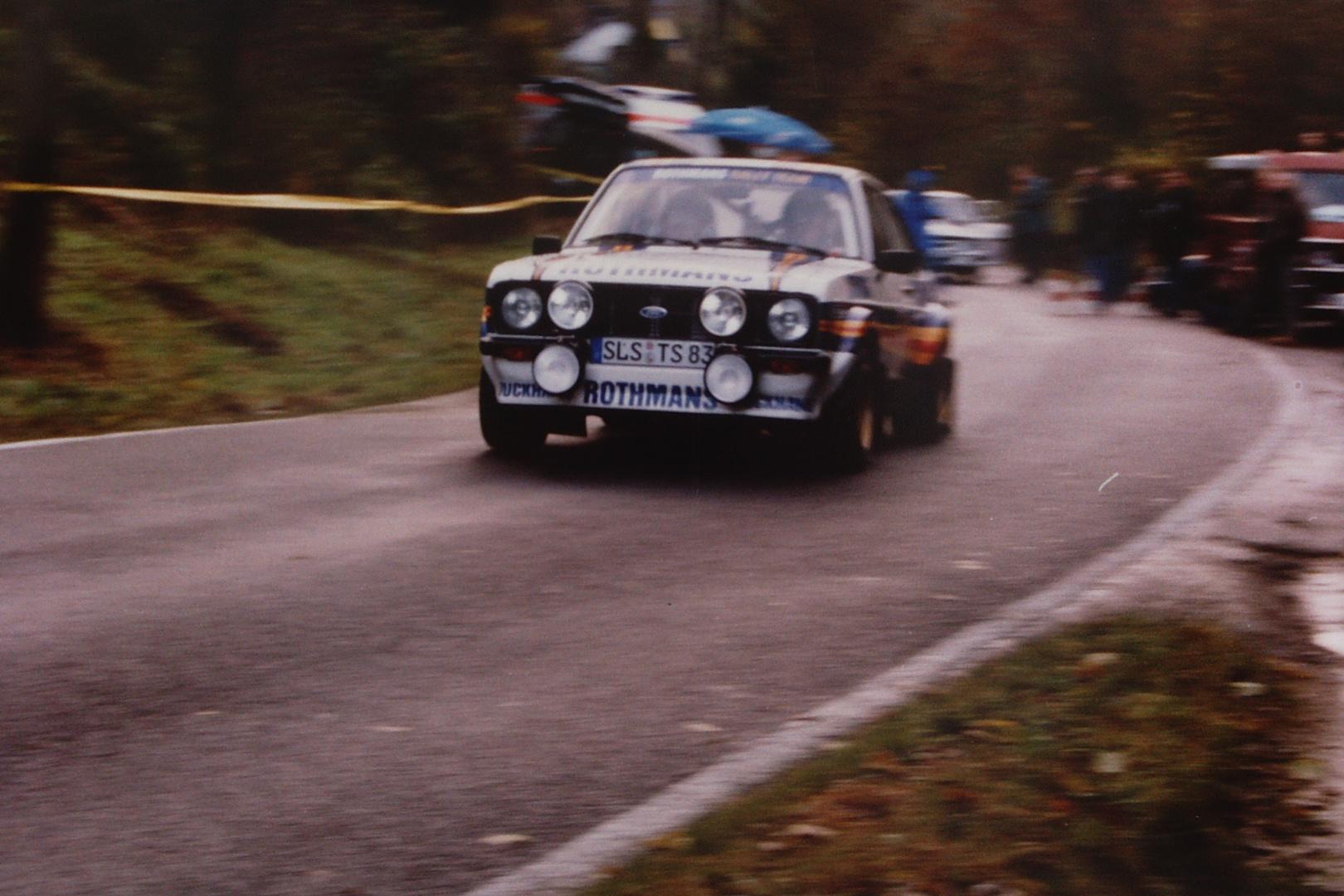 Rallye Köln-Ahrweiler 2004....