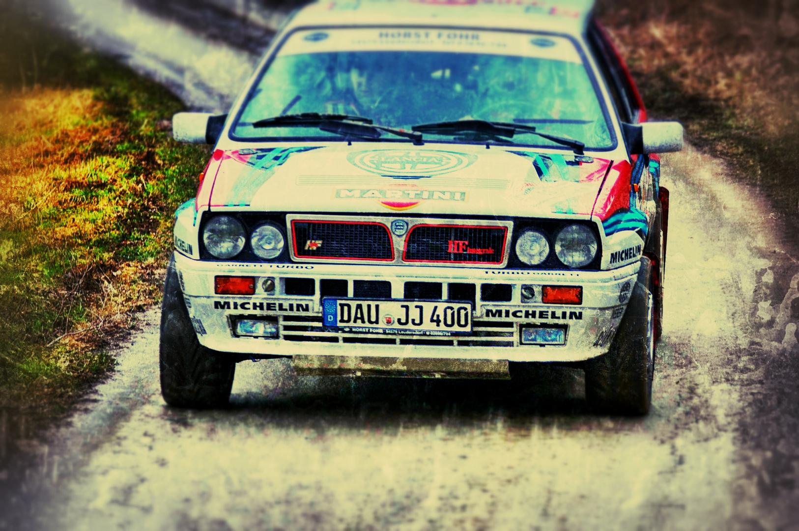 Rallye Lancia Delta