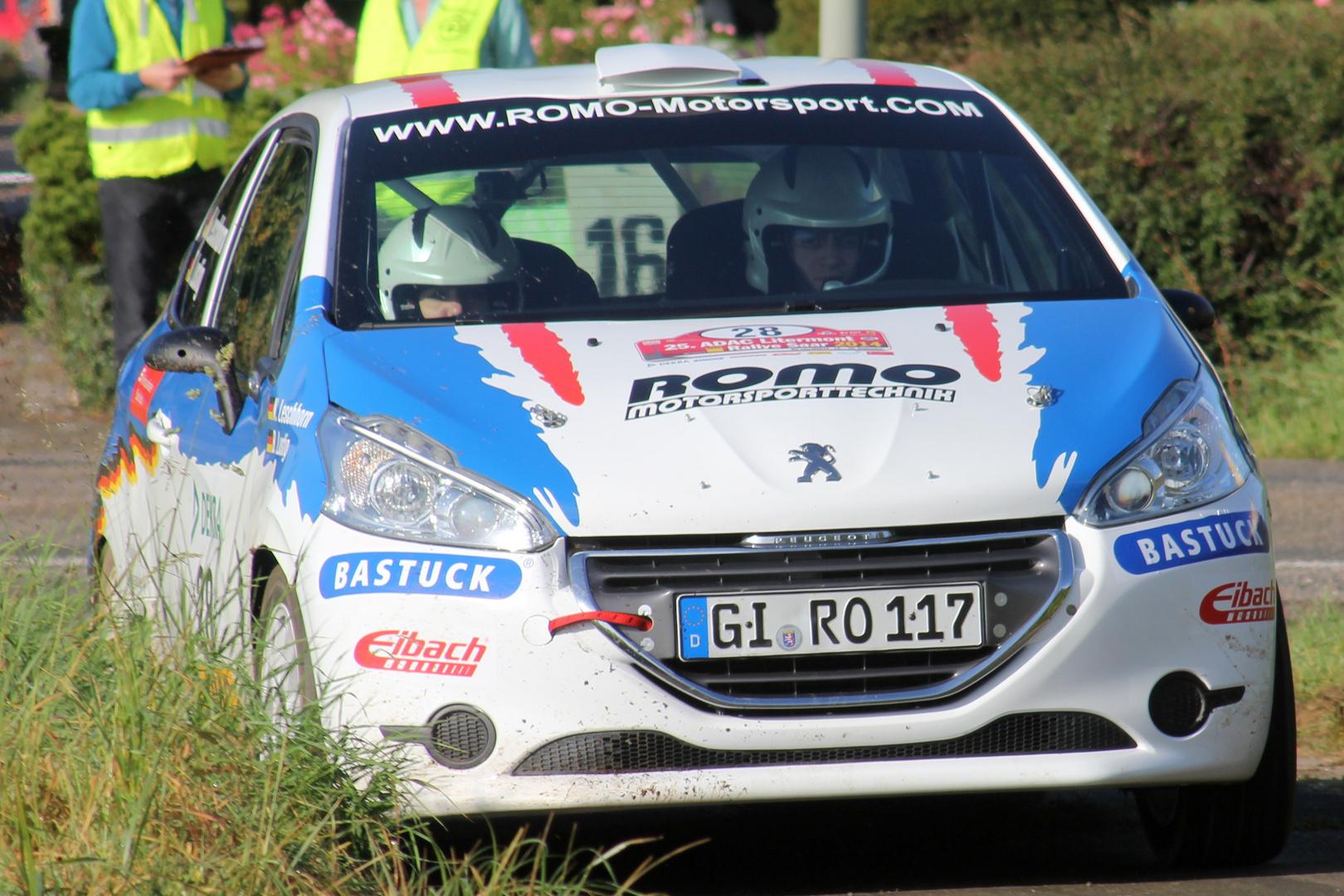 Rallye Litermond 2014 - 1