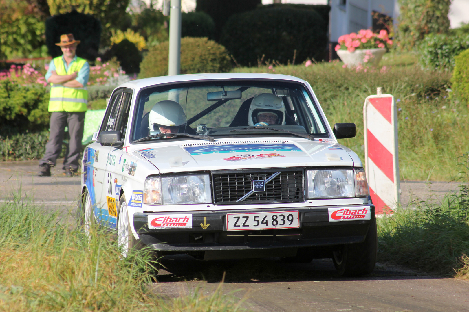 Rallye Litermont 2014 - 2