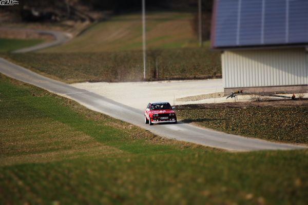 Rallye - Miniatur